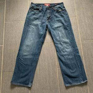 Lucky Brand Jeans 181 relaxed straight. 34x30